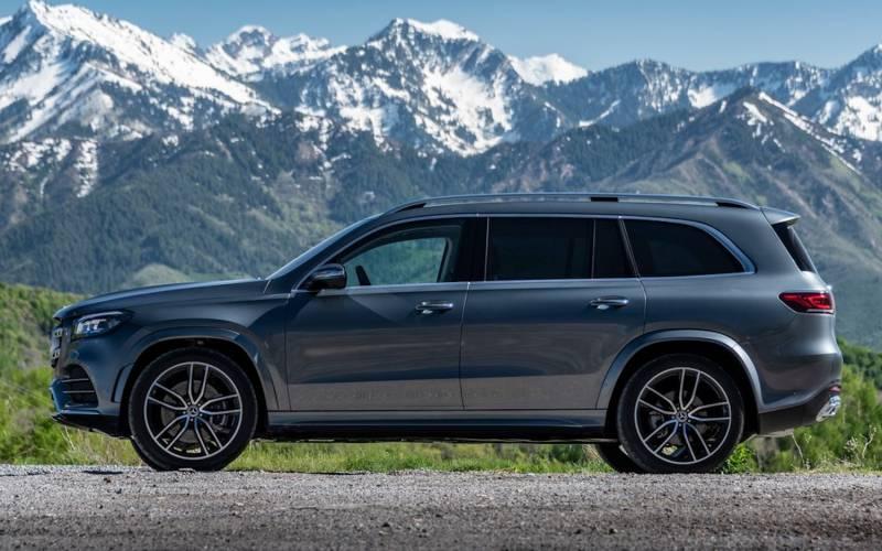 Mercedes-Benz GLS 580 4MATIC 2020   SUV Drive
