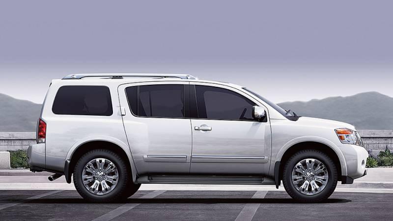 Nissan armada suv 2015 suv drive - 2015 nissan armada platinum interior ...