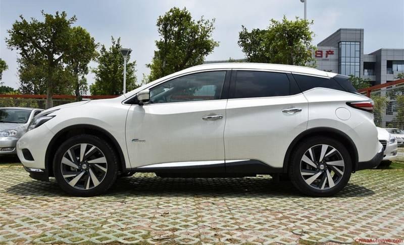 Comparison Nissan Murano 2016 Vs Nissan Qashqai