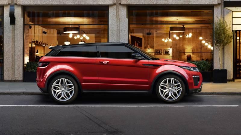 Comparison Ford Edge Sport 2015 Vs Land Rover Range