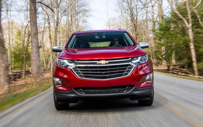 Cable Dahmer Chevrolet >> Chevrolet Equinox LT 2020 | SUV Drive