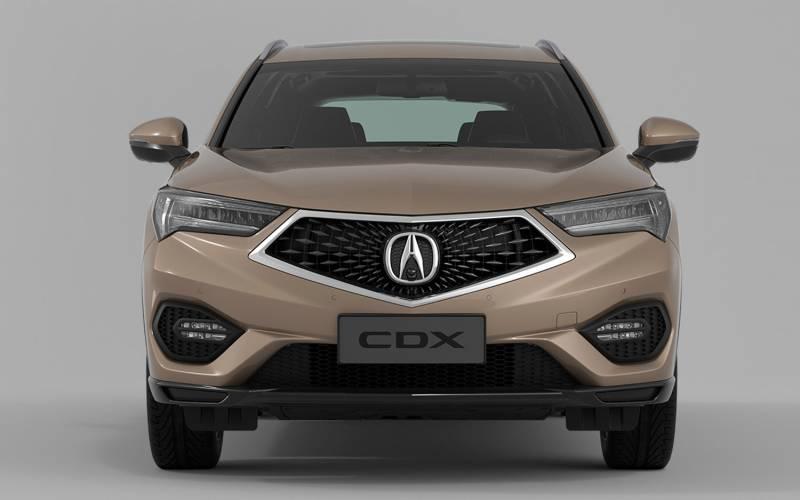 Rdx Vs Crv >> Comparison - Acura CDX 2017 - vs - Honda CR-V Touring 2017 ...