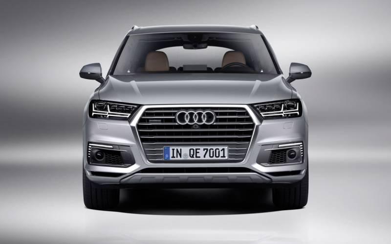 Volvo Xc90 Hybrid >> Audi Q7 e-tron quattro Hybrid 2018 | SUV Drive