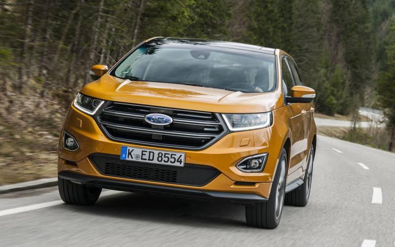 Ford Edge 20 Ecoboost Vs V6 | Autos Post