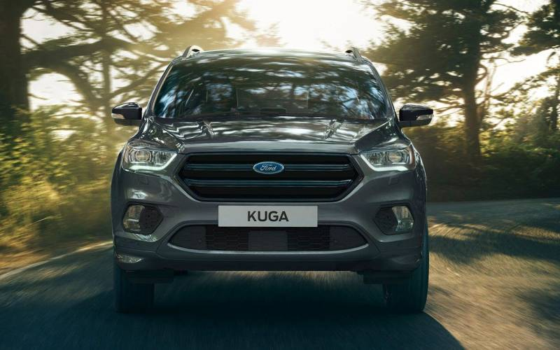comparison ford kuga st line 2018 vs vauxhall. Black Bedroom Furniture Sets. Home Design Ideas