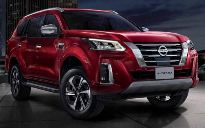 nissan x-terra platinum 2021 | suv drive