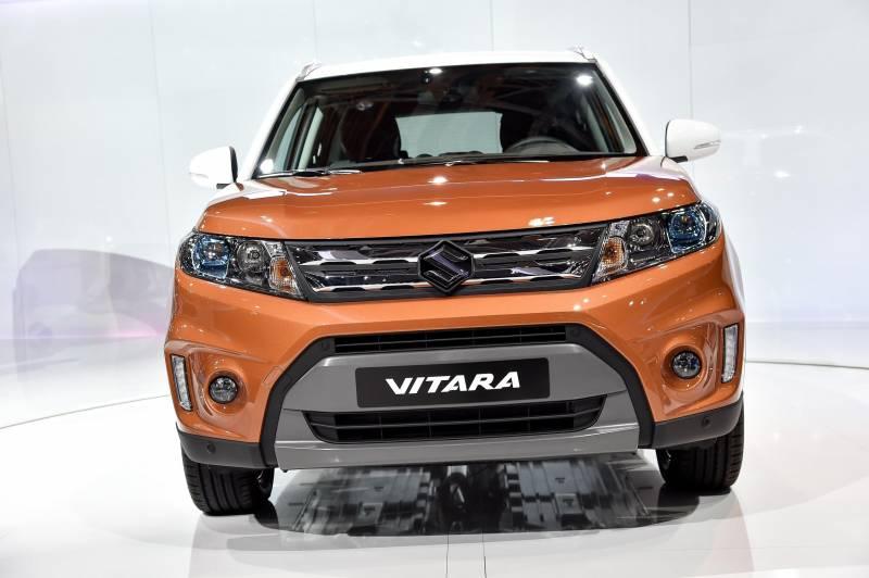 Comparison Suzuki Grand Vitara 5dr 2016 Vs Land
