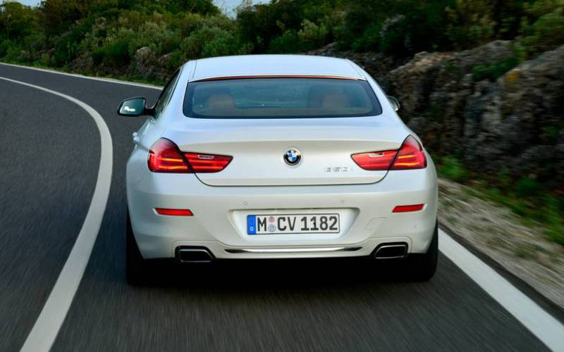 Comparison Bmw 6 Series Gran Coupe 640i Xdrive 2018 Vs