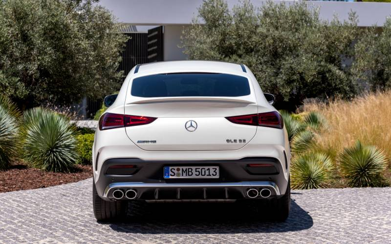 Comparison - BMW X6 M Competition 2020 - vs - Mercedes-Benz GLE-Class Coupe AMG GLE 53 2021 ...