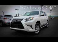 Comparison - Infiniti QX80 Base 2015 - vs - Lexus GX 460