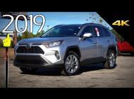 Toyota Rav4 Limited 2019 Suv Drive