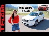 Comparison - Renault Koleos Iconic 2019 - vs - Mazda CX-9