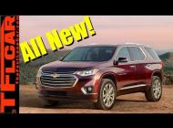 Chevrolet Traverse High Country 2018   SUV Drive
